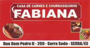 Casa de Carnes e Churrasquinho Fabiana