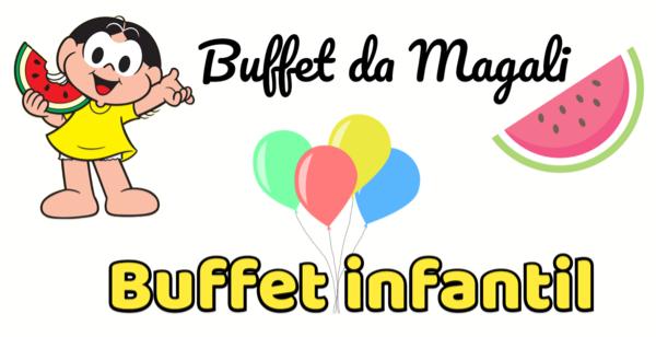 Buffet Infantil para 60 pessoas