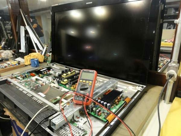 Conserto de TV LCD