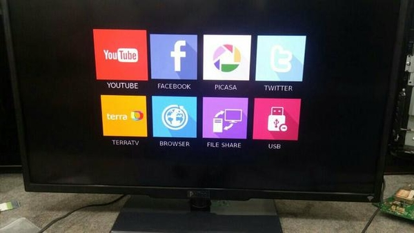 Conserto de TV LED