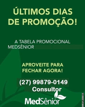 Medsenior Carencia zero ligue (27) 3055-4439 / 99505-6839