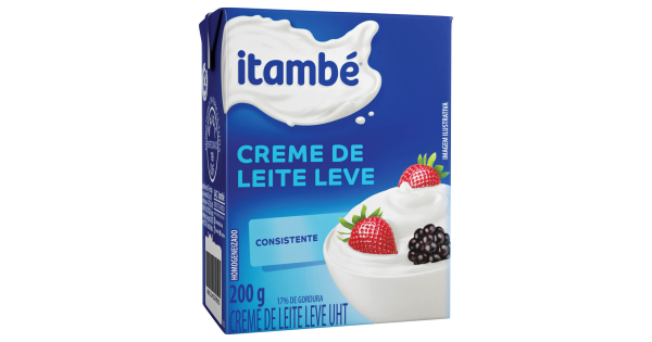 Creme de Leite Itambé 200g