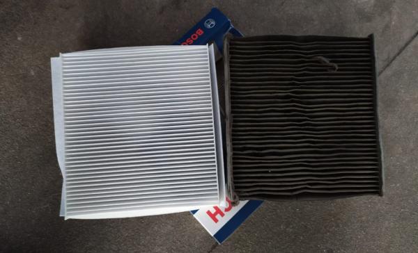 Higienização e Troca do Filtro de Ar Condicionado
