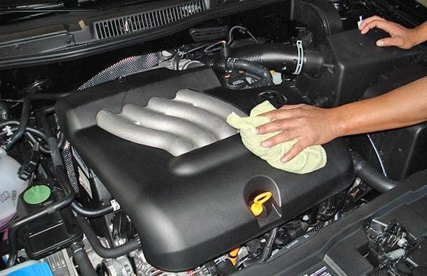 Limpeza Técnica do Motor