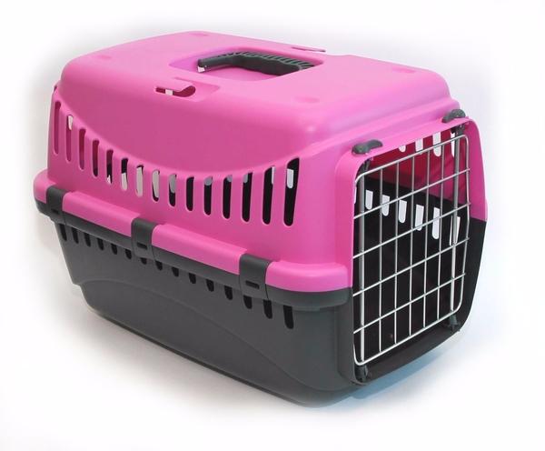 Caixa de Transporte para Gatos
