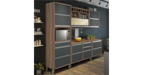Armário de Cozinha Baronesa