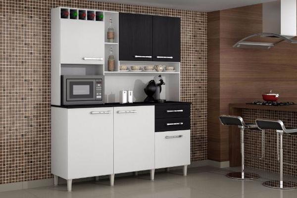 Armário de Cozinha Paraná 6 portas