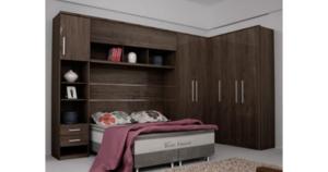 Dormitório Modulado Gold
