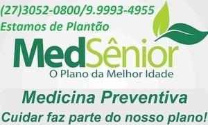 Corretor de assistência Médica ES MedSênior