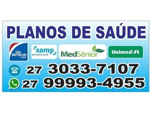 Planos de saúde es Serra (27)3033-7107