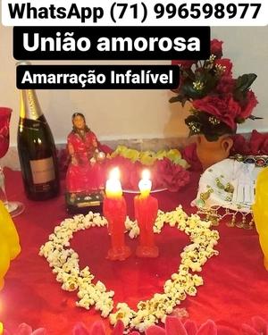 Amarração Amorosa e Consultas Online Whatsapp +5571996598977