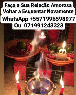 Amarração Amorosa Whatsapp (71)996598977