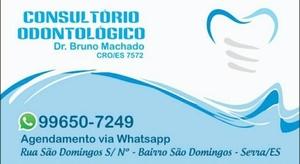 Consultório Odontológico Dr. Bruno Machado