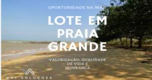 Lote em Praia Grande - Fundão ES