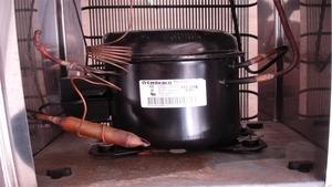 Troca de Motor de Freezer