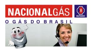 Gás em Campinho da Serra