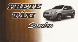 Táxi do Sandro