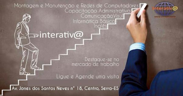 Curso de Montagem e Manutenção e Redes de Computadores