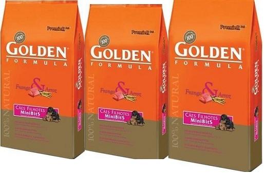 Ração Golden 15 kg
