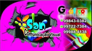 San Comunicação Visual