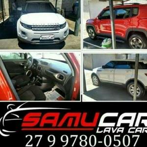 Samu Car Lava Car