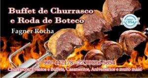 Buffet de Churrasco e Roda de Buteco