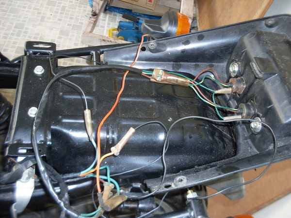 Parte Elétrica de Motos