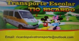 Transporte Escolar Tio Ricardo