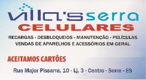 Villas Serra Celulares