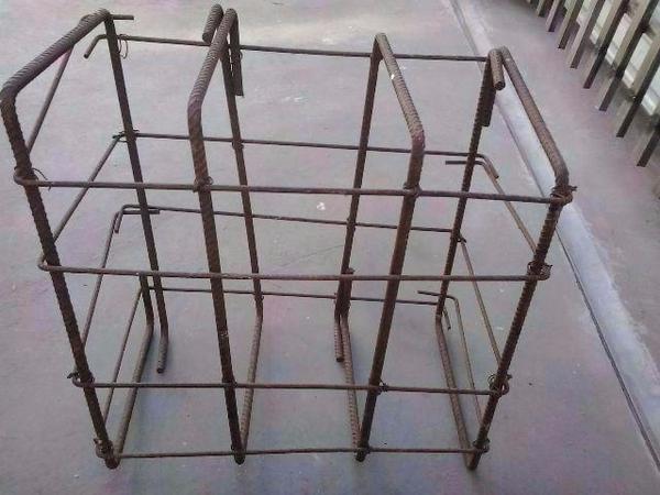 Sapata de Ferro para Construção