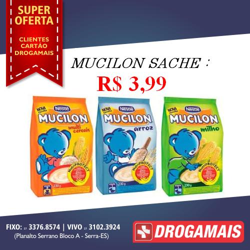 MUCILON SACHE 230 G