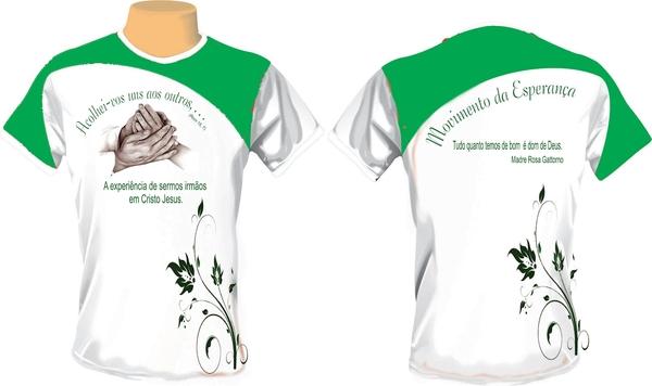 Camisetas Personalizadas para Igrejas
