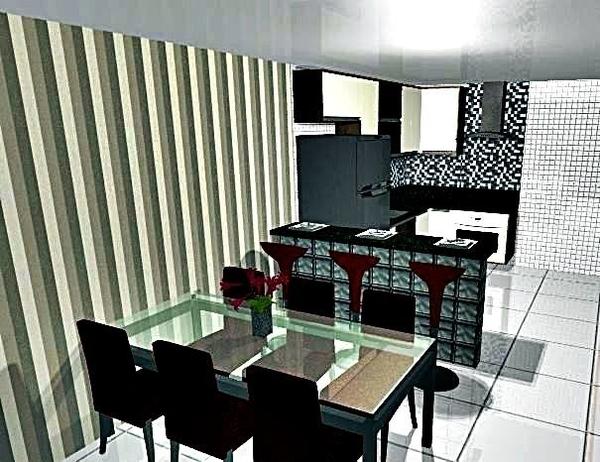 Projetos Residenciais 3d
