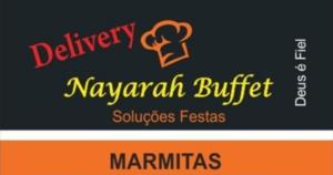 Nayarah Delivery e Buffet
