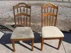 Limpeza e Higienização de Cadeiras
