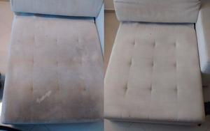 Sofá Limpeza, Higienização e Impermeabilização