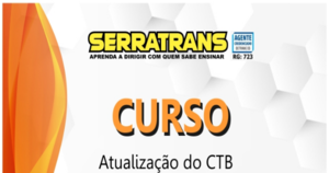 Curso Atualização do CTB